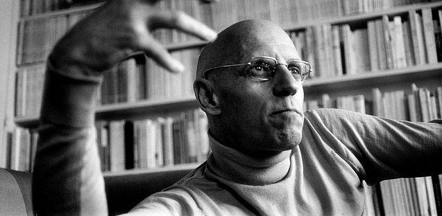 Michel Foucault - Literomania