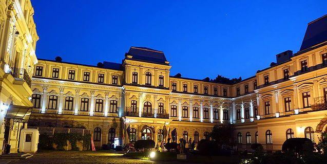 București. Locuri și ecouri category