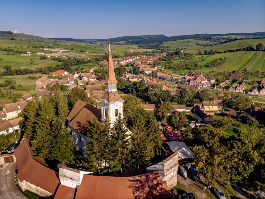 Biserica Fortificată Criț - © Călin Stan