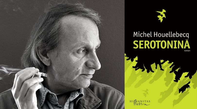 "Reach content for Google search ""Michel Houellebecq"""
