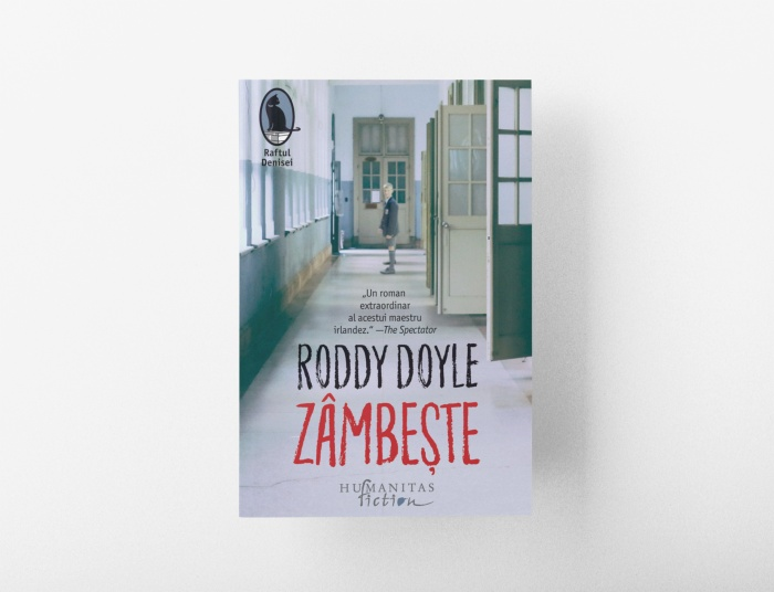 """Reach content for Google search """"Roddy Doyle"""" """"Zambeste"""" """"Humanitas Fiction"""""""