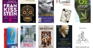 """Reach content for Google search """"Top 10 carti 2020"""" """"Literomania"""""""
