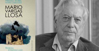 "Reach content for Google search ""Mario Vargas Llosa"" ""Razboiul sfarsitului lumii"""
