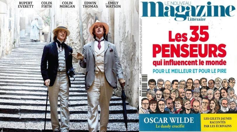 """Reach content for """"Oscar Wilde"""", """"Le nouveau magazine litteraire"""""""