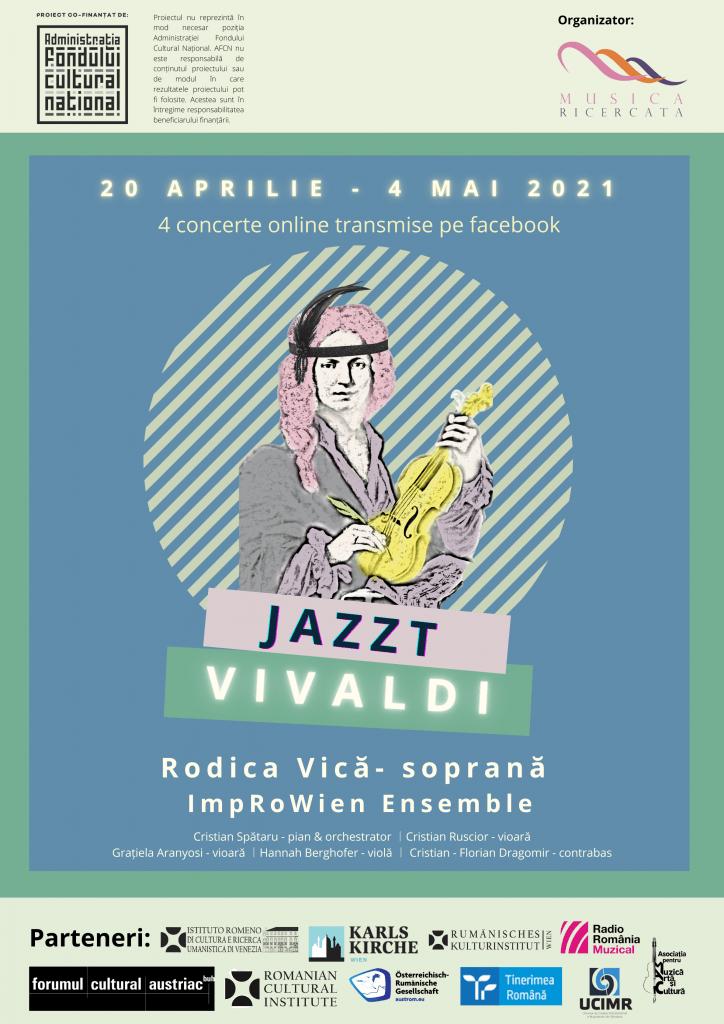 "Reach content for Google search ""Turneul international online JAZZT VIVALDI"", ""JazzT vivaldi"""