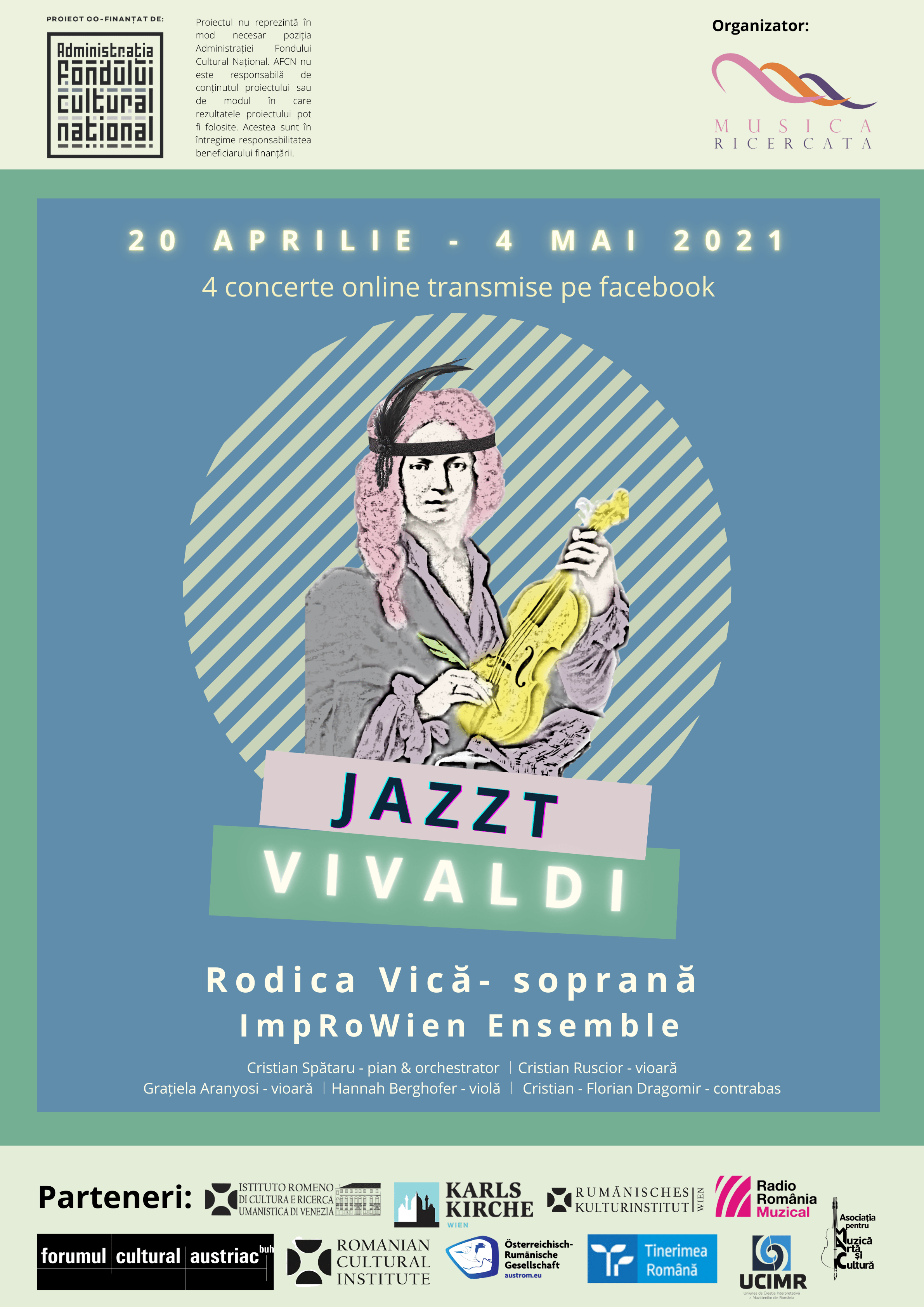 "Reach content for Google search ""Turneul international online JAZZT VIVALDI"", ""JazzT vivaldi"""