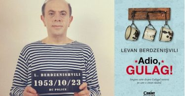 "Reach content for Google search ""Levan Berdzenishvili"", ""adio gulag"""