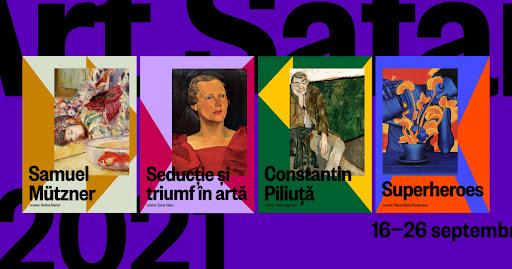 "Reach content for ""Art Safari"", ""art safari 2021"", ""constantin piliuta"""